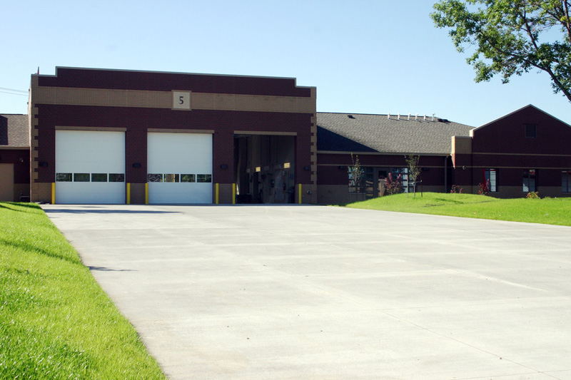 Fire Station 5 City Of Sioux Falls
