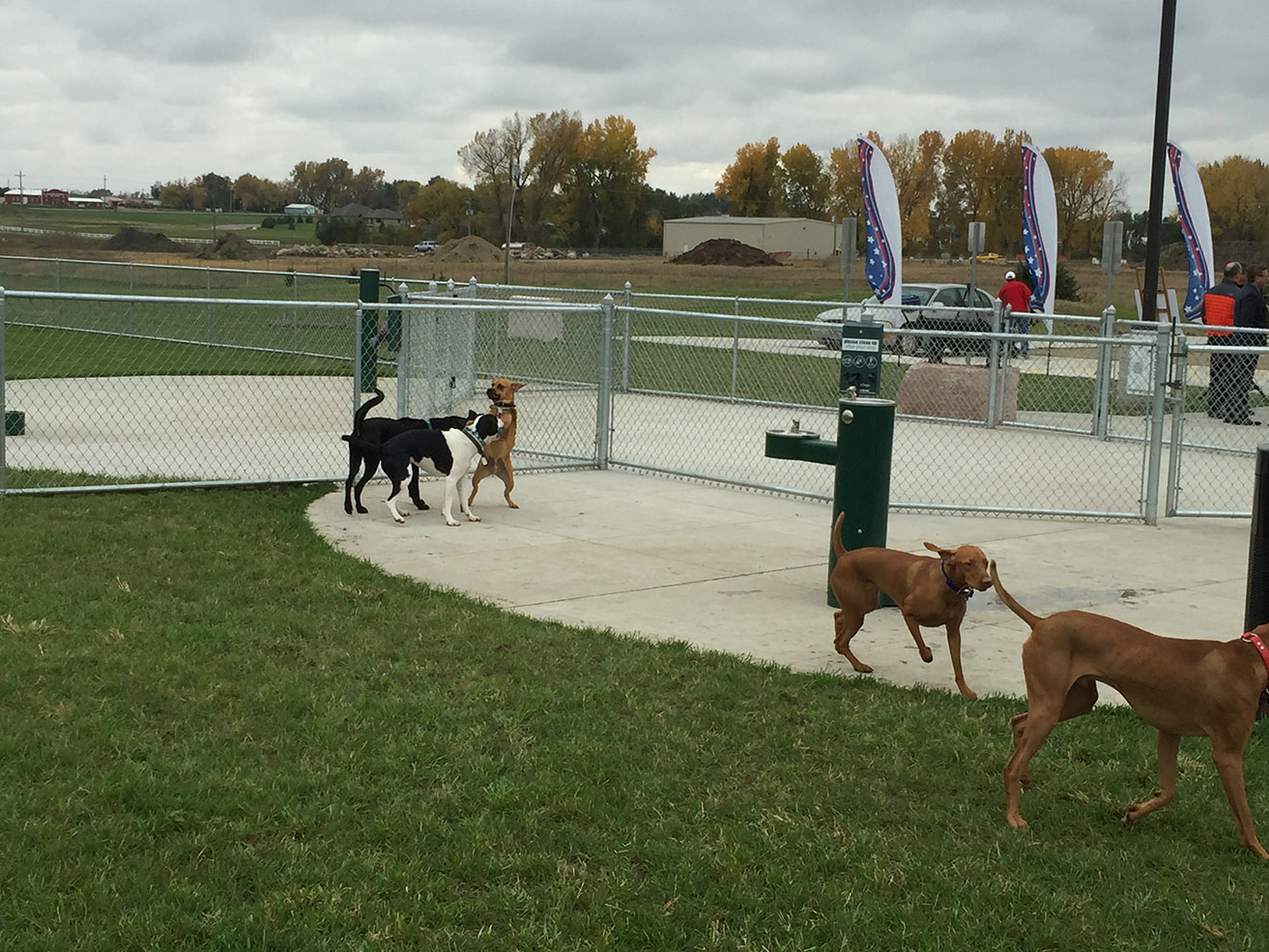 New Dog Park Sioux Falls