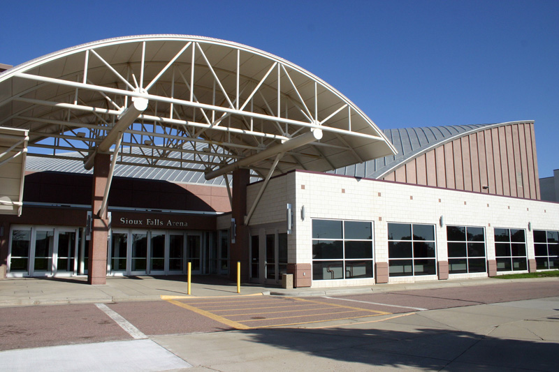 City Of Sioux Falls Sioux Falls Arena